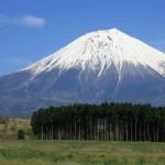 ふじフォン@シフォン富士 沸騰ワード10に!通販・お取り寄せ 富士山型巨大シフォンケーキ